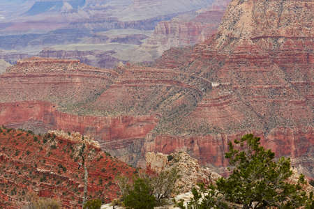 Scenic view of Grand Canyon, Southern rim, USA