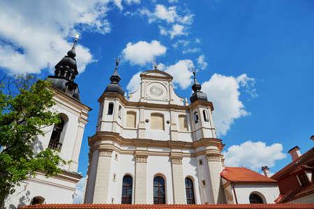 リトアニア、ビリニュス旧市街の教会の遺産