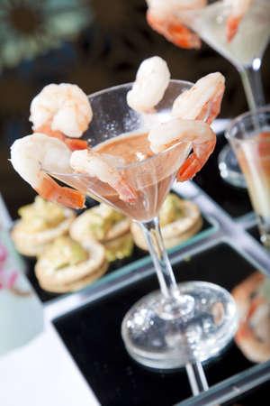 Prawn Cocktail Stock Photo - 6100183