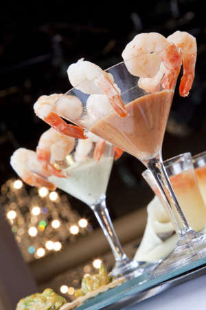 prawn cocktails Stock Photo - 6100179