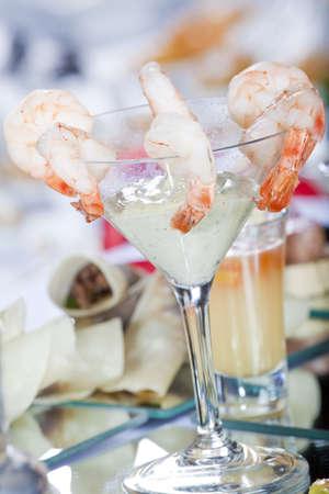 Prawn Cocktail Stock Photo - 6100173
