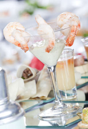 Prawn Cocktail Stock Photo - 6100170