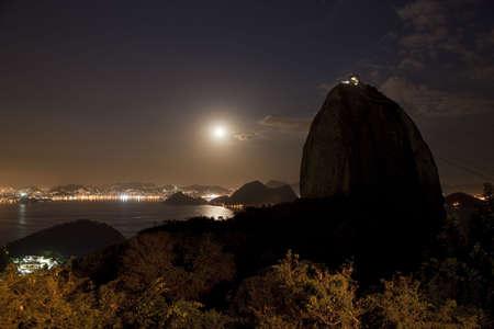 Sugarloaf Mountain  De Janeiro Brazil Stock Photo - 6152004
