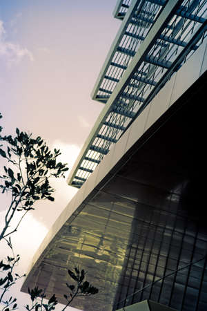 architectural details corporate building photo