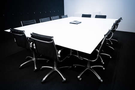 contemporary Conference room Stock Photo - 8803051