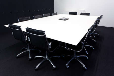 contemporary Conference room Stock Photo - 8803054