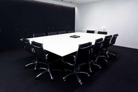 contemporary Conference room photo