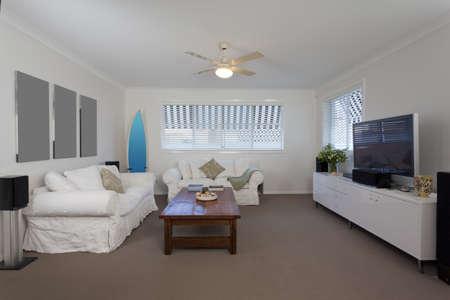 #14095304   Moderne Wohnzimmer In Der Australischen Herrenhaus