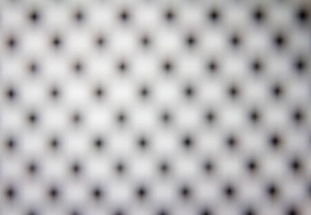 netty: El fondo de la red de puntos de la falta de definici�n en blanco y negro Foto de archivo