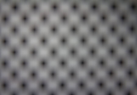 netty: The Blur dot grid background of black and white Stock Photo