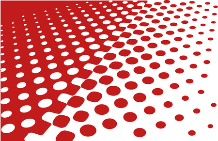 vectorial: Abstract Red Background