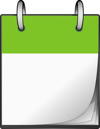 calendar icons: Green Calendar
