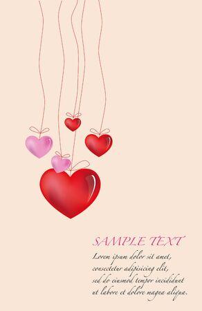 pendant: Pendant hearts