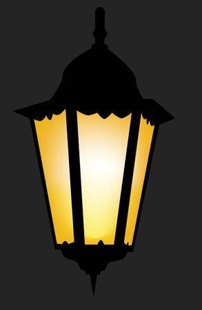 уличный фонарь: уличный фонарь