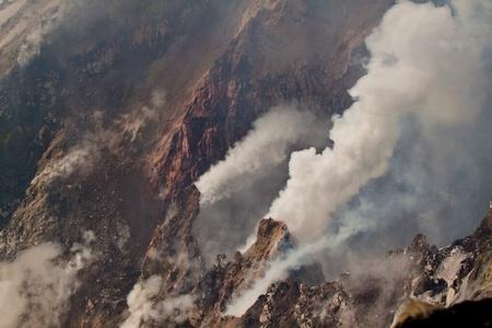 eruptive: Etna eruption