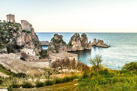 golfo: Zingaro Natural Reserve, Sicily, Italy