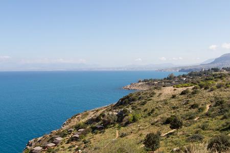 capo: Zingaro Nature Reserve, Sicily, Italy
