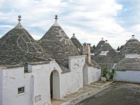 trulli: Trulli of Alberobello