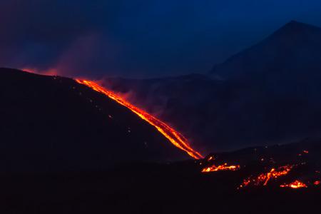 eruption: Etna Eruption of 16, May 2015