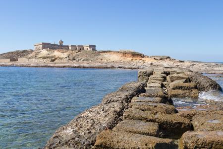 ortigia: Isola delle Correnti, Capo Passero - Sicily