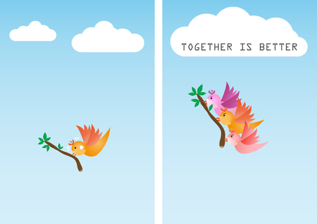 better: Together is better than alone
