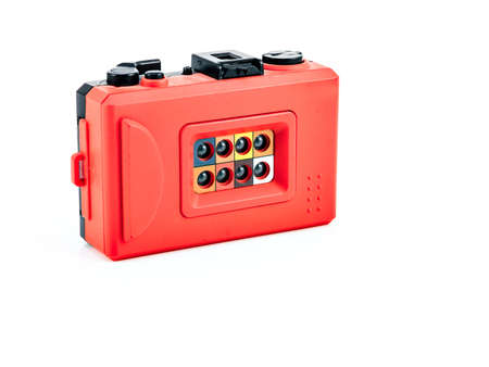 lomography: Lomography camera with eight lenses