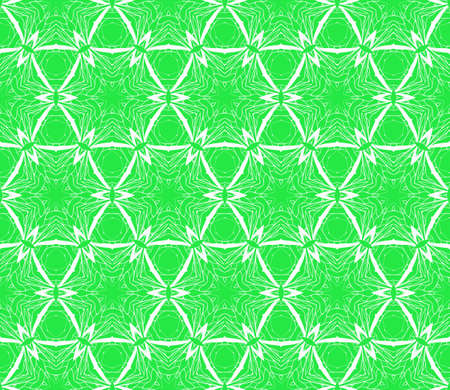 seamless flower lace pattern. abstract vector illustration. for design invitation, background, wallpaper Illustration