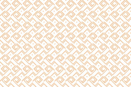 lace pattern: Decorative line geometric ornament. seamless vector illustration. texture for design, wallpaper, invitation card, banner, fabric .