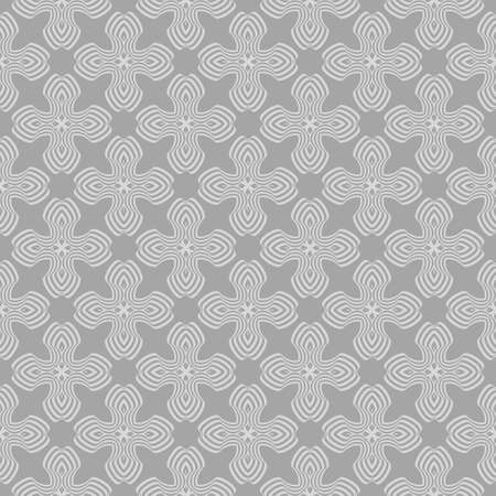 seamless vector illustration with striped line. pattern with optical illusion art