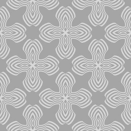 스트라이프 라인 원활한 벡터 그림입니다. 착시 예술과 패턴