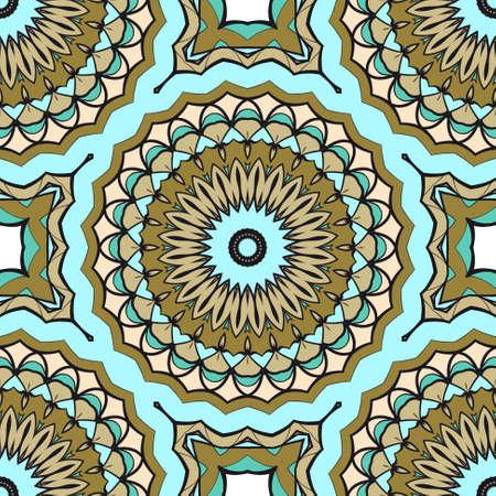 seamless floral pattern. romantic flower. vector illustration. For interior design, wallpaper
