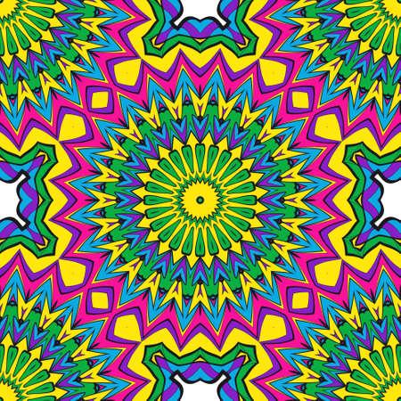 Modern decorative floral lace pattern. Creative Vector illustration. for design invitation, background, wallpaper Vettoriali