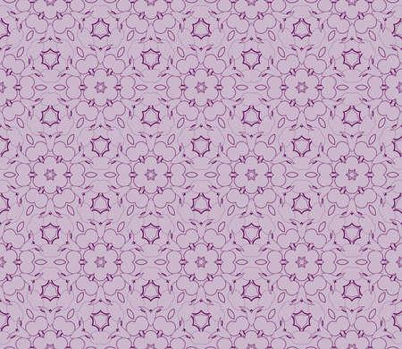 beautiful geometric seamless pattern of different geometric shapes. vector illustration. purple color 일러스트