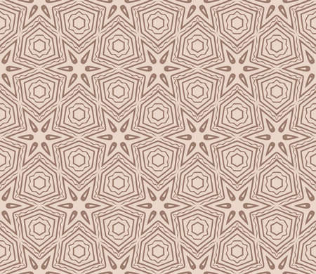 Abstract seamless pattern. geometry design. Vector. Texture for holiday cards, Valentines day, wedding invitations skin tone color
