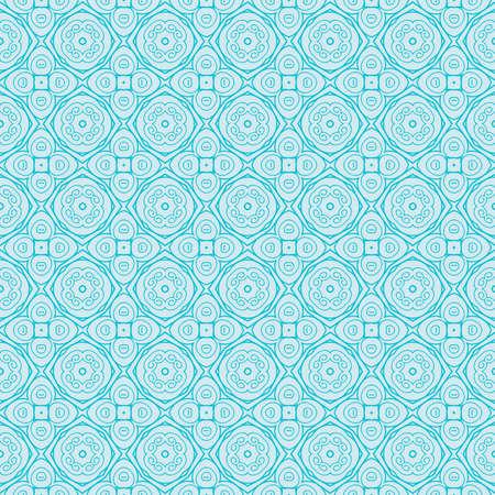 Seamless geometry pattern. Vector illustration.