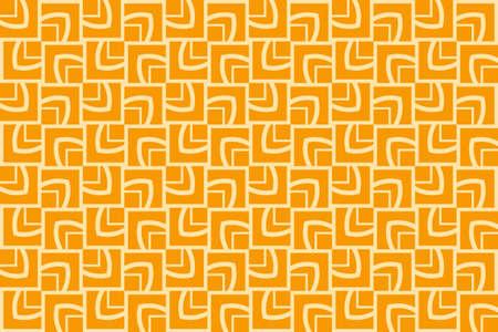 Seamless geometrical tile pattern.