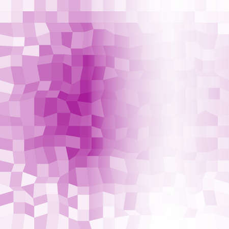 Polygonal purple gradient background.