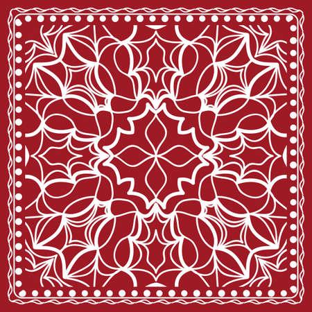 Mandala graphic background
