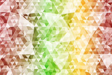 Abstract color crumpled background triangles. autumn color. Vector illustration of a gradient. Polygonal patterns for your presentations, business printing, banner.