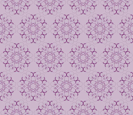 beautiful geometric seamless pattern of different geometric shapes. vector illustration.