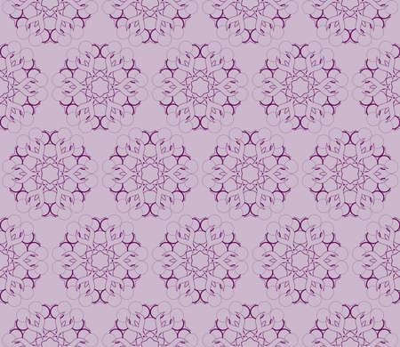 beautiful geometric seamless pattern of different geometric shapes. vector illustration.