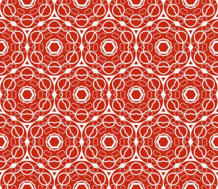 seamless floral geometric patterns. Rose color. Texture for holiday cards, Valentines day, wedding invitations, design wallpaper, pattern fills, web page, banner, flyer. Vector illustration. Иллюстрация