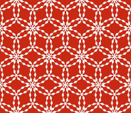 Virtual 3d cube seamless vector pattern. Interior decoration, wallpaper, presentation, pattern fills and fashion design in rose color. Reklamní fotografie - 99618924