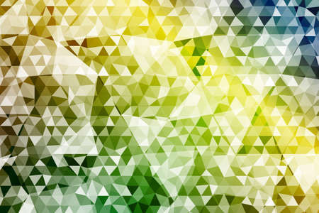 Abstract color crumpled background triangles. Autumn color vector illustration of a gradient. Polygonal patterns for your presentations, business printing, banner.