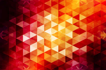 Low poly background of triangles. Vector illustration. Geometric design for business, brochure, flyer, presentation, wallpaper. Illustration