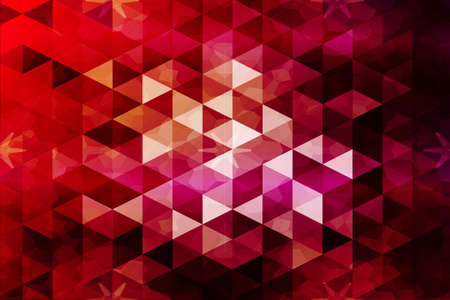 A low poly background of triangles Vector illustration. Geometric design for business presentation.