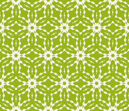 Virtual 3d cube seamless vector pattern. Interior decoration, wallpaper presentation, pattern fills, fashion design in olive color