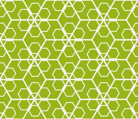 Virtual 3d cube pattern