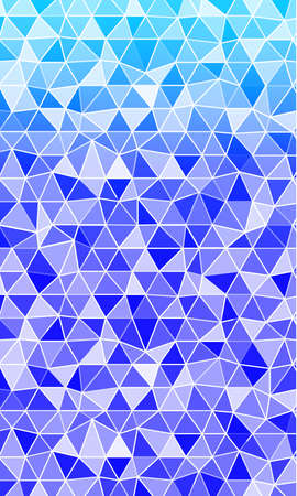 background of blue triangles tone for the banner. vector illustrations. to design web banners, business brochures or flyers