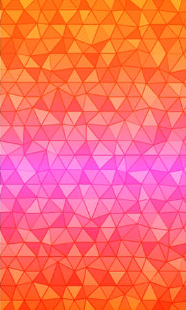 Polygon background pink shades for the banner vector illustrations. To design web banners, business brochures or flyers. Illustration
